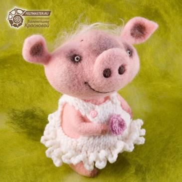Свинка Люся