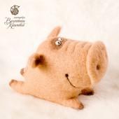 Хрюша-свинка